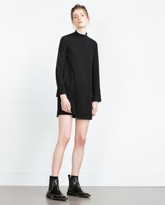 Image 1 of FLOUNCE DRESS from Zara