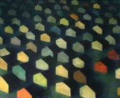 Contemporary Landscapes Triangle Square, Contemporary Landscape, Landscapes, Collection, Decor, Art, Paisajes, Art Background, Scenery