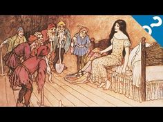 5 Fairy Tales That Were Way Darker Than You Realized as a Kid | What the Stuff?! - YouTube