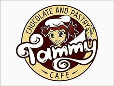 Tammy Chocolate and Pastry - Cafe logo design by Start your own logo design contest and get amazing custom logos submitted by our logo designers from all over the world. Pastry Logo, Cafe Logo, Professional Logo Design, Logo Design Contest, Custom Logos, Design Projects, Chocolate, Schokolade, Chocolates