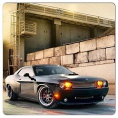 ! Dodge Challenger. Click on the pic & sign up to carhoots for the coolest 'pinworthy' automotive photography!