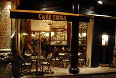 Café Emma, French cuisine C/ Pau Claris