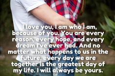 sweet i love you quotes romantic couple