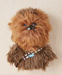 Mini Talking Chewie Plush Toy