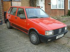 My Fiat Uno Auto I only paid £100 and used it for a while .and got my money back.