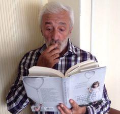 Patrizio Rispo (Un posto al sole) fascinating actor deeply involved in the reading of Se ho paura prendimi per mano