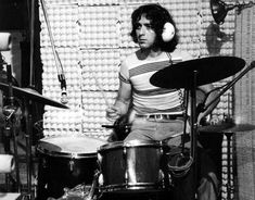 Jaki Liebezeit, drummer for Can Uk Music, Good Music, Can Band, Future Days, Ocean Isle Beach, Rock Concert, Music Photo, Long Time Ago, Music Bands