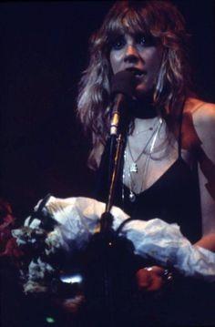 Stevie Nicks '77 Rumours tour