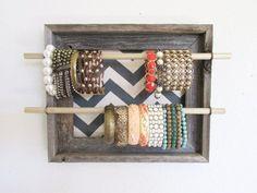 Stylish Storage: 10 Ways to Organize Jewelry I WANT TO MAKE THIS!