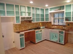 Kitchen Cabinets - CLICK THE PICTURE for Many Kitchen Ideas. 87993787 #cabinets #kitchenstorage