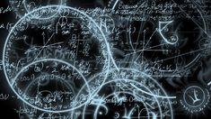 Math, 3d art, black, formula, math, white