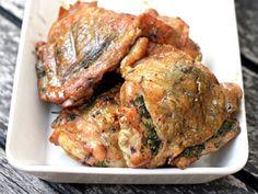 Mark Bittman's Grilled Mediterranean Chicken Thighs