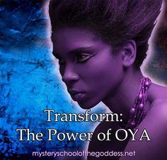 Transform - The Power of OYA with Brandi Auset
