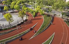 Zhangmiao Exercise Park [Archi-Union Architects]