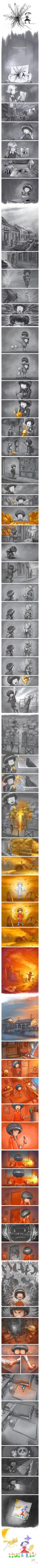 Such a wonderful story...