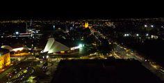 Adelaide Australia Night Scene