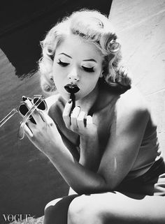 Girly Things and Beautiful Mosh Vogue Italia