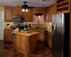 Beautiful Corner Kitchen!