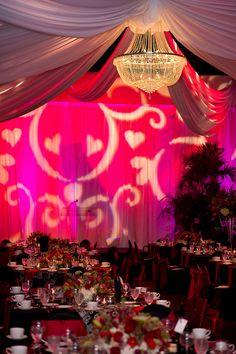 American Heart Association's Heart Ball Gala  by Bay Stage Lighting, via Flickr  Andi Diamond Photography