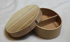 wooden bento