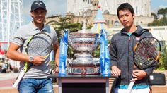 Rafael Nadal and Kei Nishikori can set up a thrilling final at... #RafaelNadal: Rafael Nadal and Kei Nishikori can set up a… #RafaelNadal