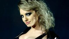 Picture of Alexandra Stan Alexandra Stan, Beautiful Eyes, Most Beautiful, Bra Cup Sizes, Top Celebrities, Famous Women, Eye Color, Orchestra, Bellisima