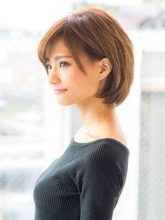 AFLOAT JAPAN 【アフロート ジャパン】 綺麗なシルエットのショートボブ【銀座 丸の内】