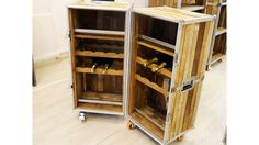 Travel Case Furniture For Roadies Looking To Finally Settle Down
