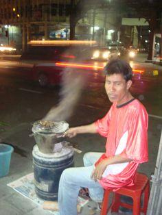 Yummy Pin by .... street food in Bangkok