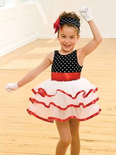 You've Got a Friend in Me - Style 0135 | Revolution Dancewear Children's Dance Recital Costume