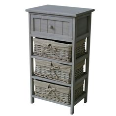 Biggie Best Bedside Cabinet with Drawer