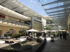 Centro Comercial Antara Polanco (México) // Antara Polanco Mall (México). Material Niwala Yellow