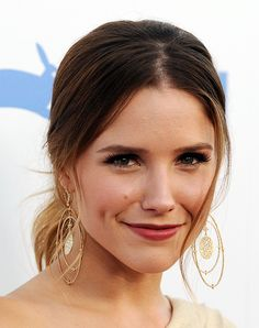 The Best Sophia Bush Hair and Makeup Moments | Daily Makeover