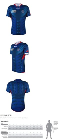 Rugby 21563: Samoa Rugby Union Official World Cup Home Jersey Size S-7Xl! Manu Samoa!5 -> BUY IT NOW ONLY: $59.95 on eBay!