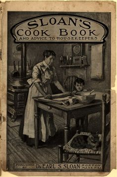 11 Vintage Cookbooks with links to complete texts