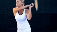 Tennis Forehand Action