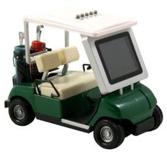 ProActive Golf Cart Digital Photo Frame