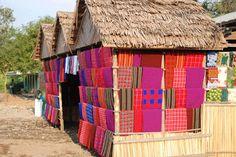 La tela escrita: Telas masai