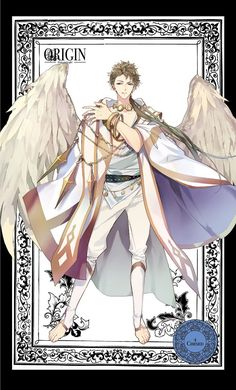 ツキウタ。公式 (@tsukiuta1) | Twitter M Anime, Anime Angel, Handsome Anime Guys, Cute Anime Guys, Tsukiuta The Animation, Ange Demon, Mundo Comic, Game Character Design, Angels And Demons