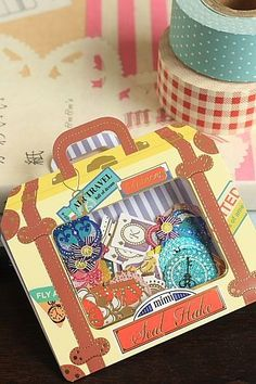 This is super cute Japanese flake set- Material:   Hologram seal x 4 designs  Foil seal x 4 designs-…