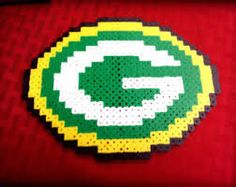 green bay packers perler bead patterns - Google Search