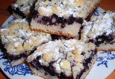 I have been baking a lot with fresh blueberries lately and after a couple of failed (yet delicious) recipes I have learned fresh blueberrie. Cobbler, Banana Bread, Blueberry, Crisp, Yummy Food, Baking, Recipes, Basket, Sprinkles