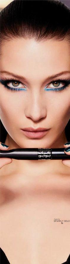 MODELS, MAKEUP & PERFUME ❤--Bella Hadid/Dior 17