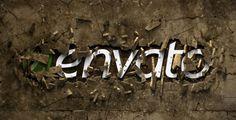 Smashing Logo - Stone Explosion Reveal    #video #effect #animation #logo #reveal #professional Video Fx, Bird Logos, Logo Reveal, Elegant Logo, Creative Powerpoint, After Effects Templates, Home Logo, Keynote Template, Stone