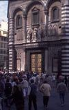 the baptistery, Florence