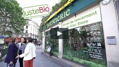 "This is ""Soirée de lancement Vrac Store Juste Bio"" by NonStoprod on Vimeo, the home for high quality videos and the people who love them. See Videos, Stores, Street View, Cooking, Launch Party, Kitchen, Cuisine, Koken, Kochen"