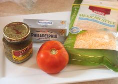 Pesto dip 4 ingredients
