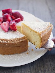 ricotta cake by spicyicecream, via Flickr
