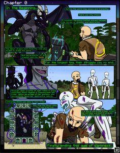 Minecraft: The Beginning Chapter 0 - 1 by TomBoy-Comics on deviantART