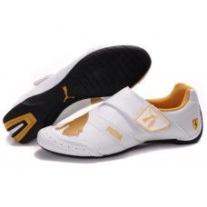 5194fa3c4e5 Find Mens Puma Baylee Future Cat Shoes White Golden Cheap To Buy online or  in Pumacreppers. Shop Top Brands and the latest styles Mens Puma Baylee  Future ...